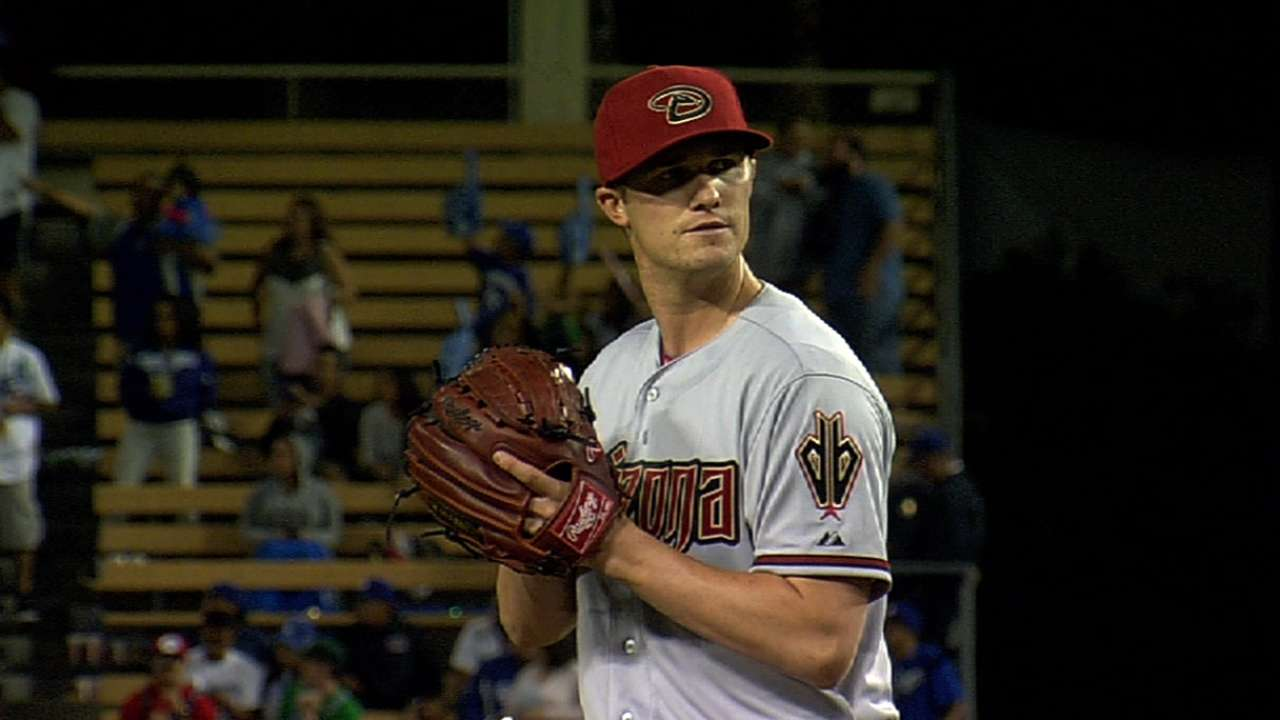Indians acquire Brewer from D-backs; designate Barnes