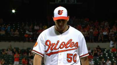 O's two-out rally late makes stellar Gonzalez a winner