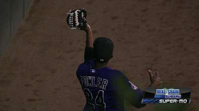 Rockies close to disabled-list decision on Fowler