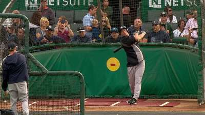 First-rounder Judge takes BP with Yanks in Oakland