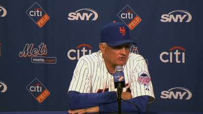 Mets all but certain to be rained out on Thursday