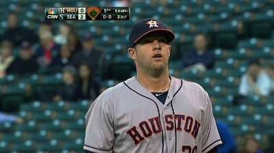 Norris: Future with Astros 'out of my hands'