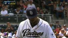 Volquez goes seven strong as Padres sweep Braves