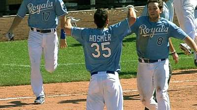 Extras, Extras: Royals walk off against Tigers