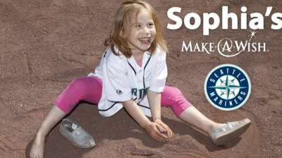 Make-A-Wish, Mariners team up for special visit