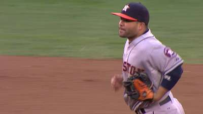 Altuve needs fan support for trip to All-Star Game