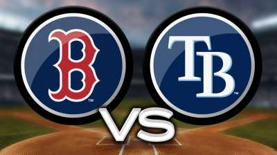 Rays' timely hitting thrown off vs. Red Sox