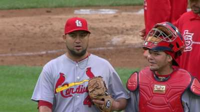 Back in Miami, Mujica relishing time with St. Louis