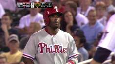 Phillies rally just in time to secure win for Lee