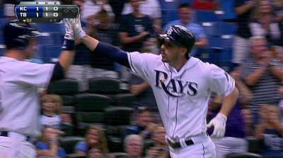 Moore, Rays can't right ship against Royals