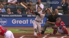 Bumgarner tosses gem against Braves