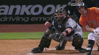 Astros take advantage of miscues to net win