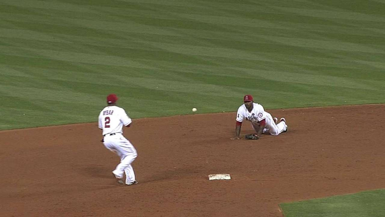 Around the Horn: Middle infielders