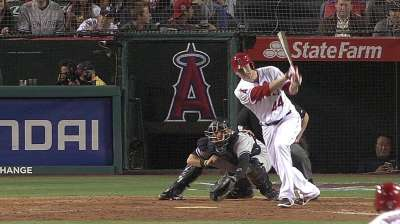 Wilson recovers nicely as Angels top Yankees
