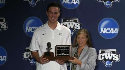 No. 2 pick Bryant awarded Dick Howser Trophy