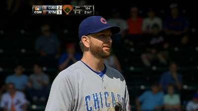 Feldman sets the pace as Cubs beat Mets