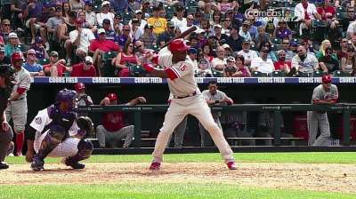 Phils go south after Pettibone's rough first inning