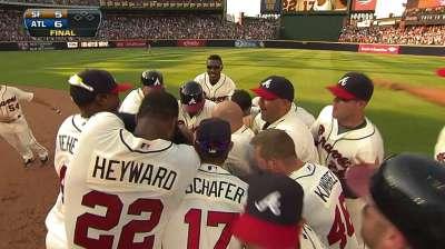 B.J.'s two homers, Freeman's walk-off hit lift Braves