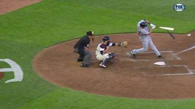 Anibal, bullpen can't contain Twins in Tigers' loss