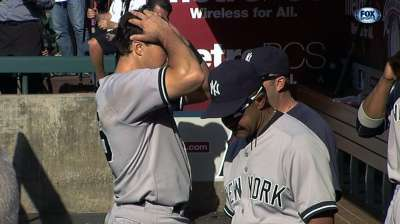 Teixeira headed to DL; Youk faces surgery