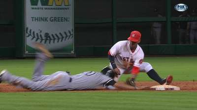 Road woes continue for White Sox in Houston
