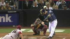 Marquis keeps rolling as Padres reach .500