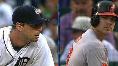 10-0: Max matches 104-year-old mark in Tigers' win