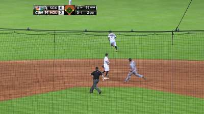 White Sox return to Central play after lengthy break