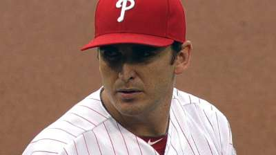 'No extra emotion' for Lannan in start vs. Nats