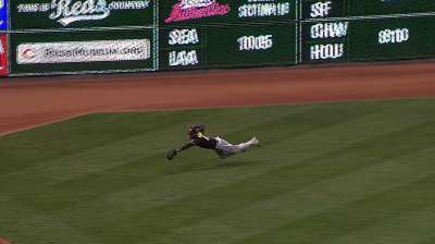 Marte back in Pirates' starting lineup