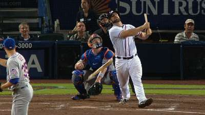 Atlanta hopes Gattis can be back right after break