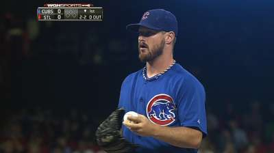 Wood's solid outing unrewarded vs. Cards