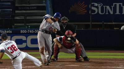 Mets shift Duda to first, Murphy back to second