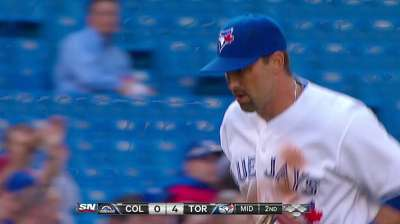 DeRosa marvels at Blue Jays' win streak