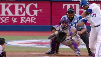 Impressive Rogers helps Jays pick up seventh in a row