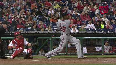 Bats limited by Lee as Detwiler falls to Phillies