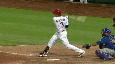 Big inning, low run support sink Wainwright, Cards