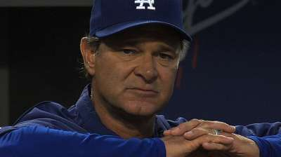 Mattingly fiddles with lineup for opener