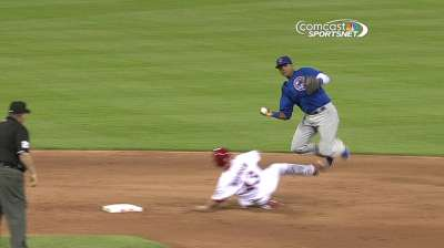 Cubs don't expect carryover from interference call