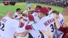 Goldschmidt's ninth-inning homer wins it for D-backs