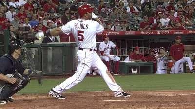 Pujols finally feels like the Albert of old
