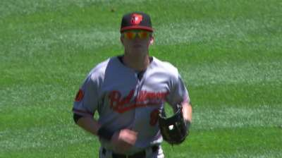 McLouth happy to play regardless of spot in lineup
