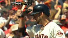Giants rally to back Bumgarner's impressive outing