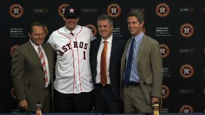 Appel debuts as top pitcher among Astros prospects
