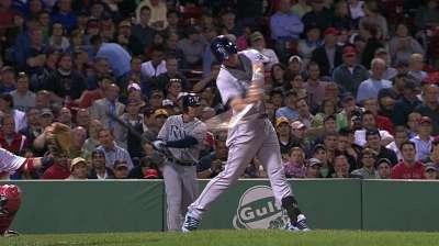 Myers not a fan of using batting gloves