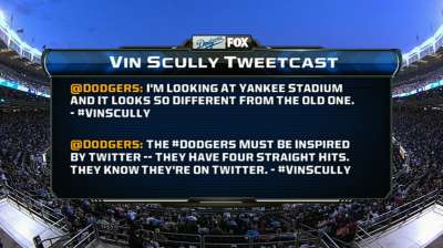 Scully lends trademark tone to Twitter