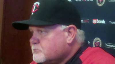 Gardenhire would like DH in all Interleague Play