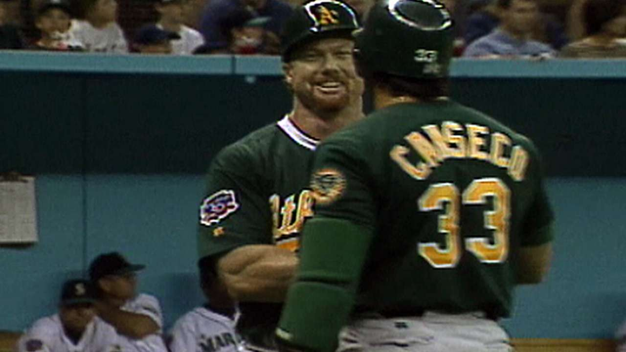 McGwire not voted in last year on ballot