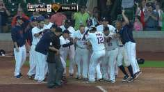 Pena's mammoth blast launches Astros to series win
