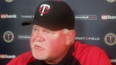 Gardenhire praises Redmond, his former player